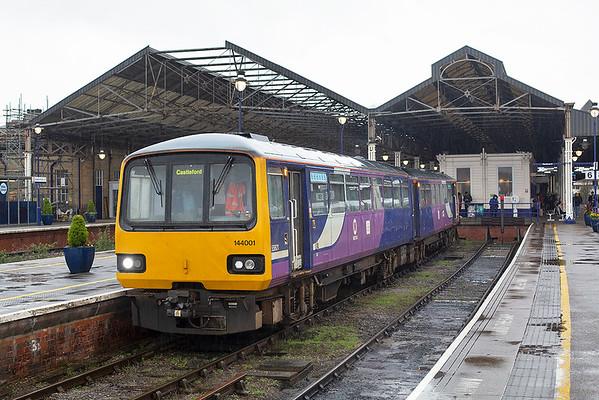 144001 Huddersfield 28/2/2020 2O76 1403 Huddersfield-Castleford