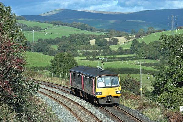 144007 Keerholme 5/10/2008 2H56 1500 Leeds-Morecambe