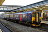 150216 Exeter St Davids 19/4/2016<br /> 2E52 1939 Exmouth-Exeter St Davids