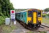150231 Tenby 2/8/2017<br /> 2E25 1709 Pembroke Dock-Swansea