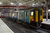 150240 Crewe 15/12/2016<br /> 2V12 1720 Crewe-Cardiff Central
