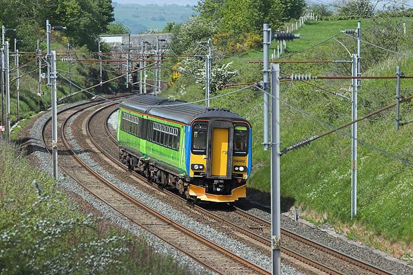 156403 Docker 22/5/2007 5Z56 1208 Preston-Corkerhill