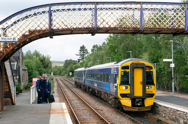 158708 Lairg 4/6/2019 2H61 0700 Inverness-Wick