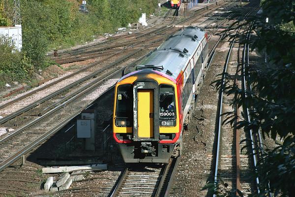 159003 Weybridge 18/10/2004