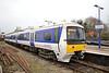 165026 Princes Risborough 13/12/2013<br /> 2A43 1523 Princes Risborough-Aylesbury