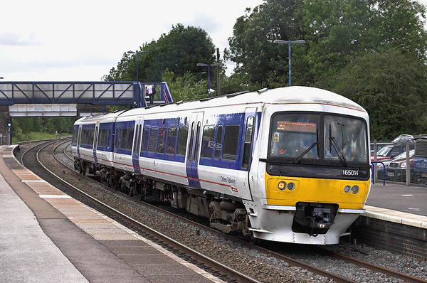 165014 Hatton 7/6/2011 1H55 1612 Birmingham Snow Hill-London Marylebone