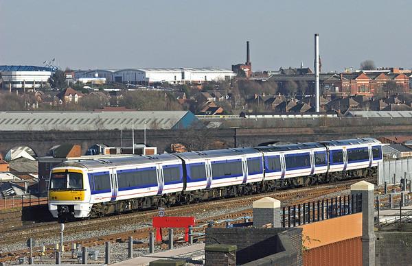 168004 Birmingham Moor Street 7/3/2011 1H50 1512 Birmingham Snow Hill-London Marylebone