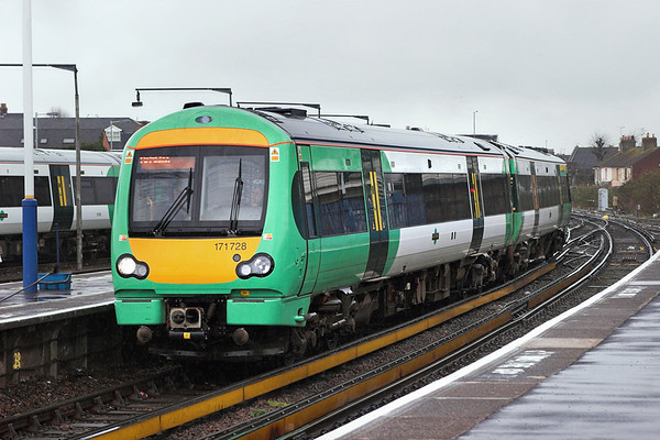171728 Eastbourne 7/3/2006 1G22 1031 Ashford-Brighton