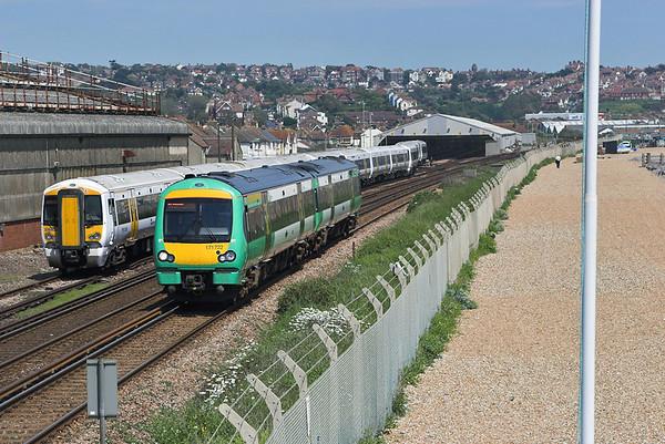 171722 St Leonards 12/6/2006 1G34 1330 Ashford-Brighton