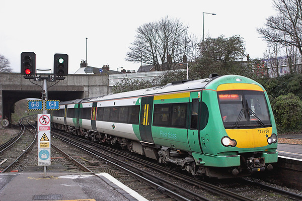 171730 Lewes 12/12/2008 1G37 1332 Brighton-Ashford