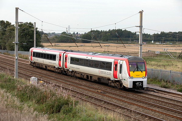 175002 Winwick Junction 15/9/2020 1D39 1435 Manchester Airport-Chester
