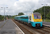 175102 Whitland 31/7/2017<br /> 1W16 1108 Milford Haven-Manchester Piccadilly