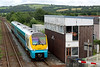 175009 Whitland 29/7/2017<br /> 1V39 1030 Manchester Piccadilly-Milford Haven