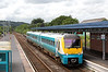 175114 Whitland 29/7/2017<br /> 1W71 1503 Milford Haven-Manchester Piccadilly