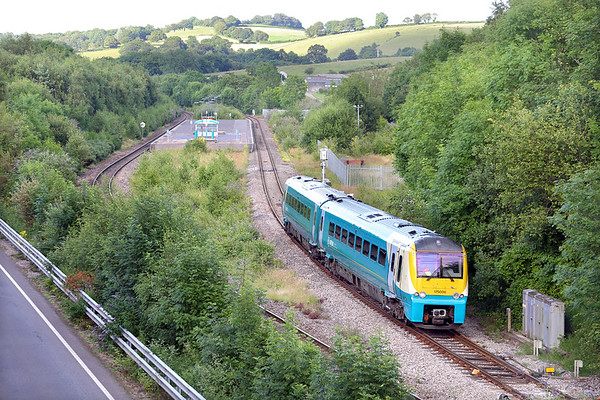 175006 Pontypool and New Inn 11/7/2014 1V97 1434 Holyhead-Cardiff Central