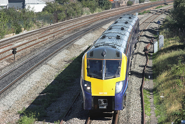 180102 West Drayton 7/9/2012 1W41 1421 London Paddington-Worcester Foregate Street