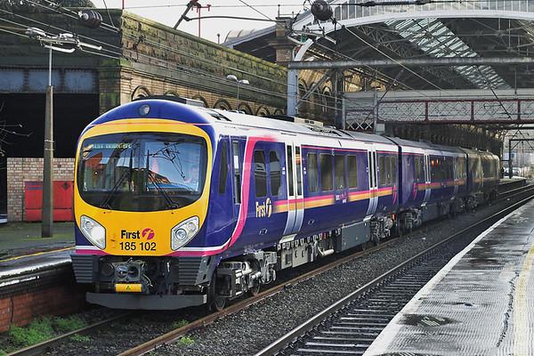 185102 Preston 3/1/2006 1T71 1404 Preston-Barrow in Furness