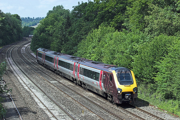 220006 Tilehurst 3/6/2011 1V85 0700 Edinburgh-Reading