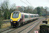 220025 Northfield 10/1/2014<br /> 1V47 0807 Manchester Piccadilly-Paignton