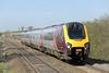 221141 Kings Sutton 14/4/2015<br /> 1O88 1135 Newcastle-Southampton Central