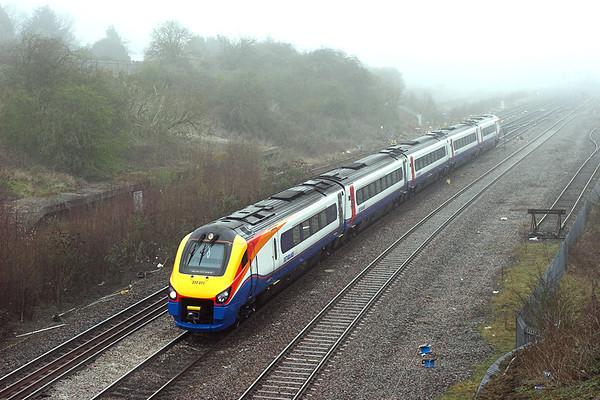 222011 Wellingborough 3/4/2009 1P24 0926 Kettering-London St Pancras