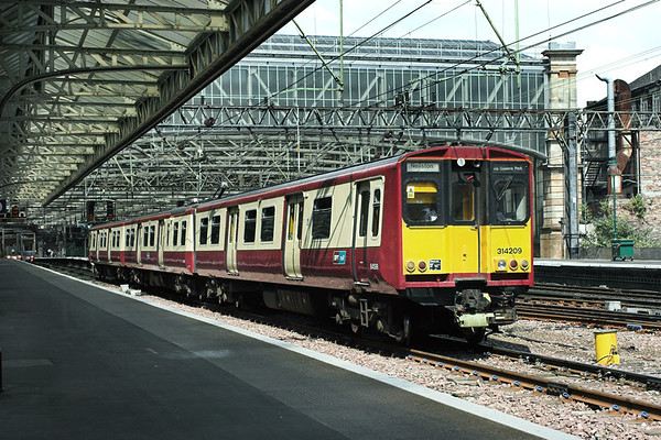 314209 Glasgow Central 22/7/2006 2N16 1420 Glasgow Central-Kings Park