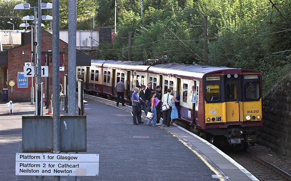 314210 Mount Florida 2/9/2005 2N29 1702 Neilston-Glasgow Central