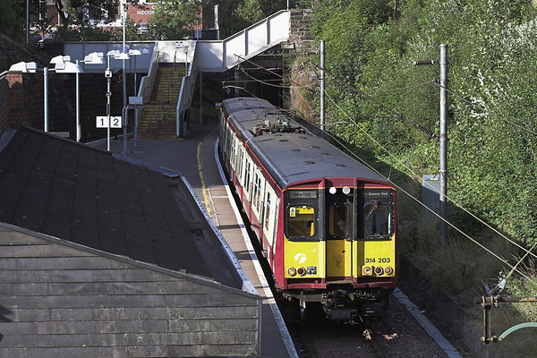 314203 Mount Florida 2/9/2005 2P24 1703 Glasgow Central-Newton