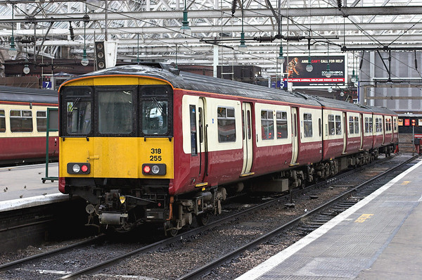 318255 Glasgow Central 3/9/2009