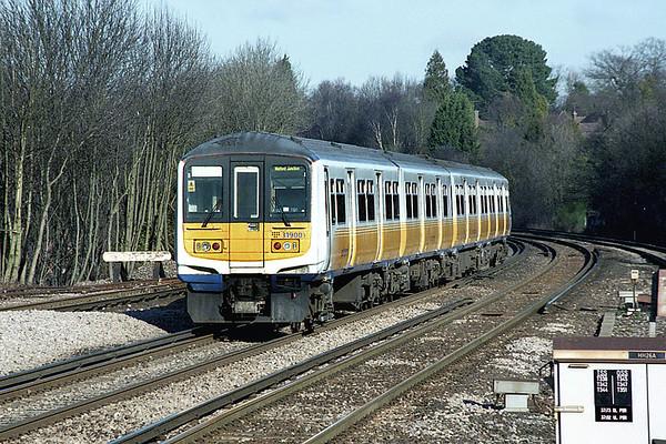 319001 Haywards Heath 23/1/2003