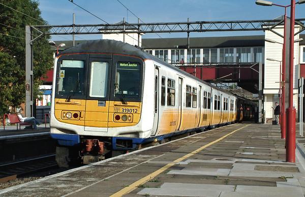 319012 Harrow and Wealdstone 15/9/2003