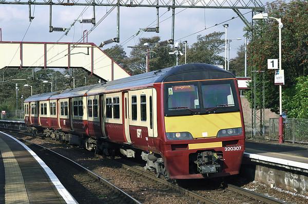 320307 Westerton 13/10/2004