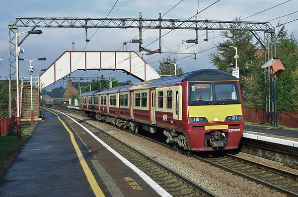 320305 Clydebank 13/10/2004