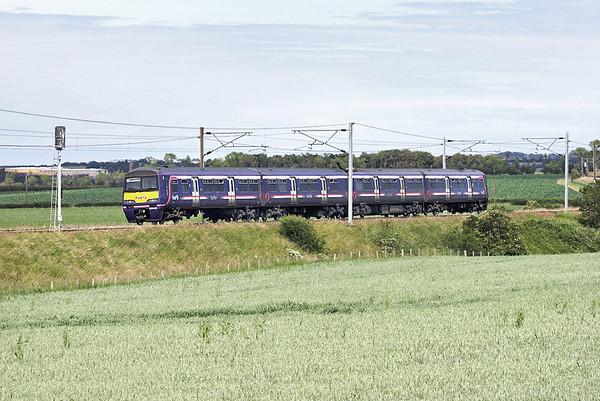 322485 Spittal 1/7/2011 2D87 1411 Edinburgh-Dunbar