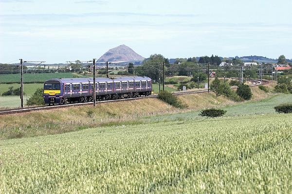 322485 Spittal 1/7/2011 2Y02 1243 Edinburgh-North Berwick
