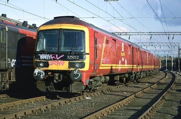 325012 Willesden TMD 3/3/2005