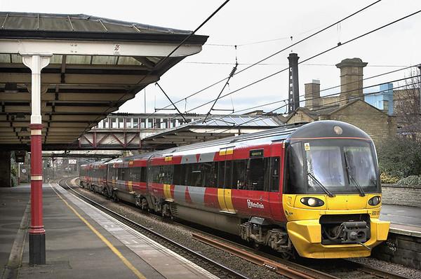 333013 Bingley 21/2/2007 2S33 1302 Skipton-Bradford Forster Square