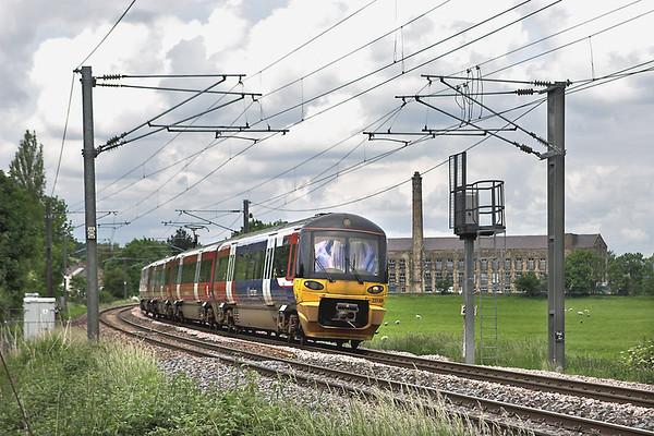 333009 Cononley 20/6/2012 2H43 1318 Skipton-Leeds