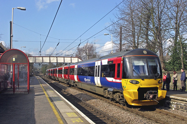 333015 Menston 3/3/2012 2V31 1240 Ilkley-Leeds