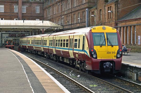 334013 Ayr 10/3/2005 1K32 1443 Ayr-Glasgow Central