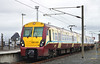 334018 Ardrossan Harbour 10/3/2005<br /> 2T82 1228 Ardrossan Harbour-Glasgow Central