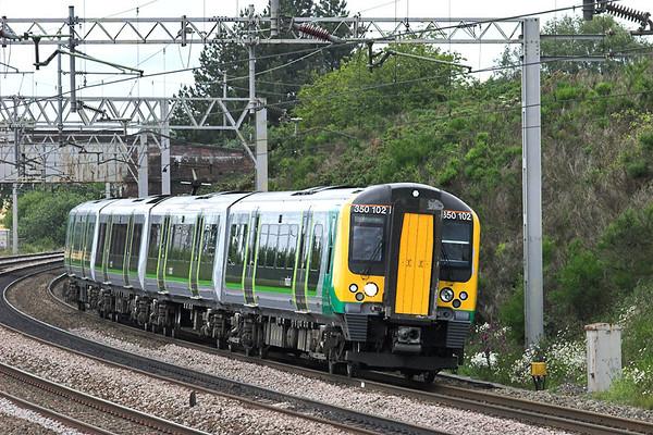 350102 Heamies 24/6/2011 1L89 1104 Liverpool Lime Street-Birmingham New Street