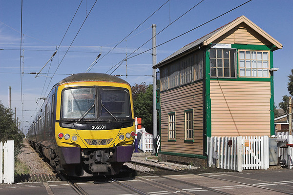 365501 Watlington 27/9/2011 1T12 1245 London Kings Cross-Kings Lynn