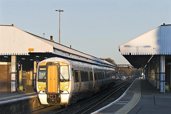 375625 Ramsgate 2/12/2011 2W53 1522 Ramsgate-London Charing Cross