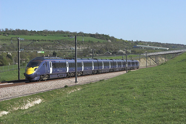 395026 Nashenden Farm 8/4/2011 1J47 1544 Dover Priory-London St Pancras International