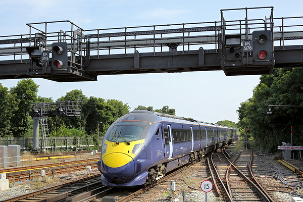 395011 Ramsgate 31/7/2014 1J29 1053 Margate-London St Pancras