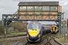395027 Canterbury West 23/2/2017<br /> 1C26 1125 London St Pancras International-London St Pancras International<br /> (via Faversham, Ramsgate and Canterbury West)