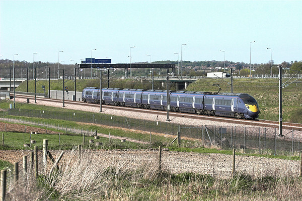 395011 Nashenden Farm 8/4/2011 1J44 1542 London St Pancras International-Margate