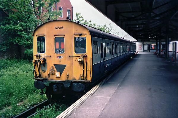 6236 Bromley North 20/5/1991