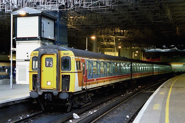 3417 London Waterloo 11/1/2003